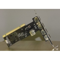 USB 2. 0 uitbreidingskaart.