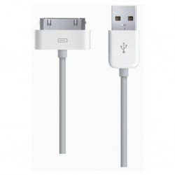 2 meter USB naar iPad 2,3 laad / data kabel