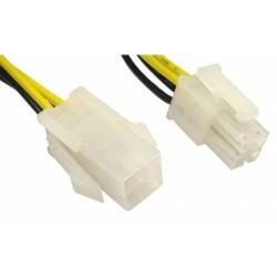 PSU 4pin converter verleng kabel