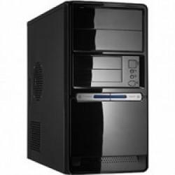 Pianolak M-ATX Computer Case Zwart