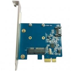 PCI-e controller card mSata + 1 poort sata