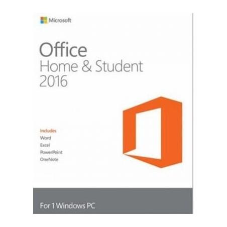 Office 2016 Home en Student (download geleverd)