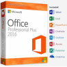Microsoft Office 2016 Pro Plus editie incl. installatie