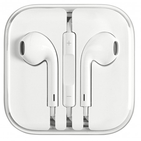 Apple Earpods met afstandsbediening