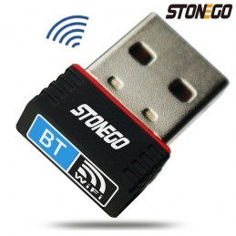 USB Wi-Fi + Bluetooth adpater