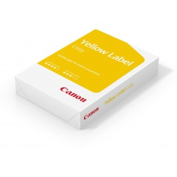 Canon Yellow Label papier