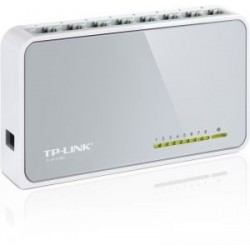 TP-Link 8 poorts UTP Switch